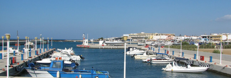 Porto Gouves Marina
