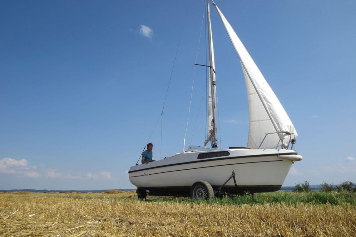Seven basics for bareboat rental
